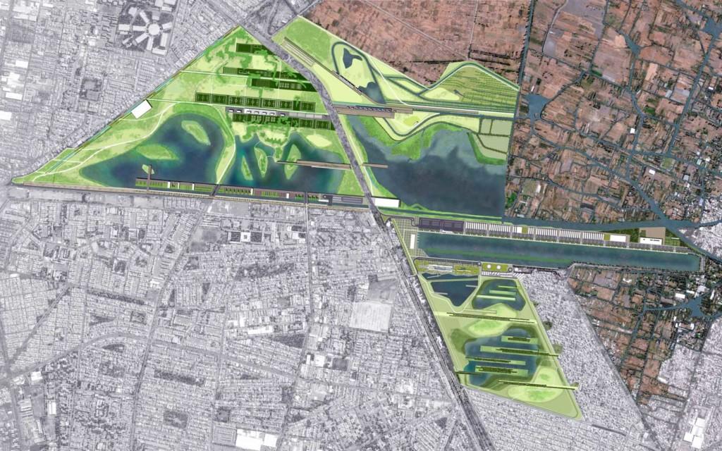 Xochimilco Master Plan1.1