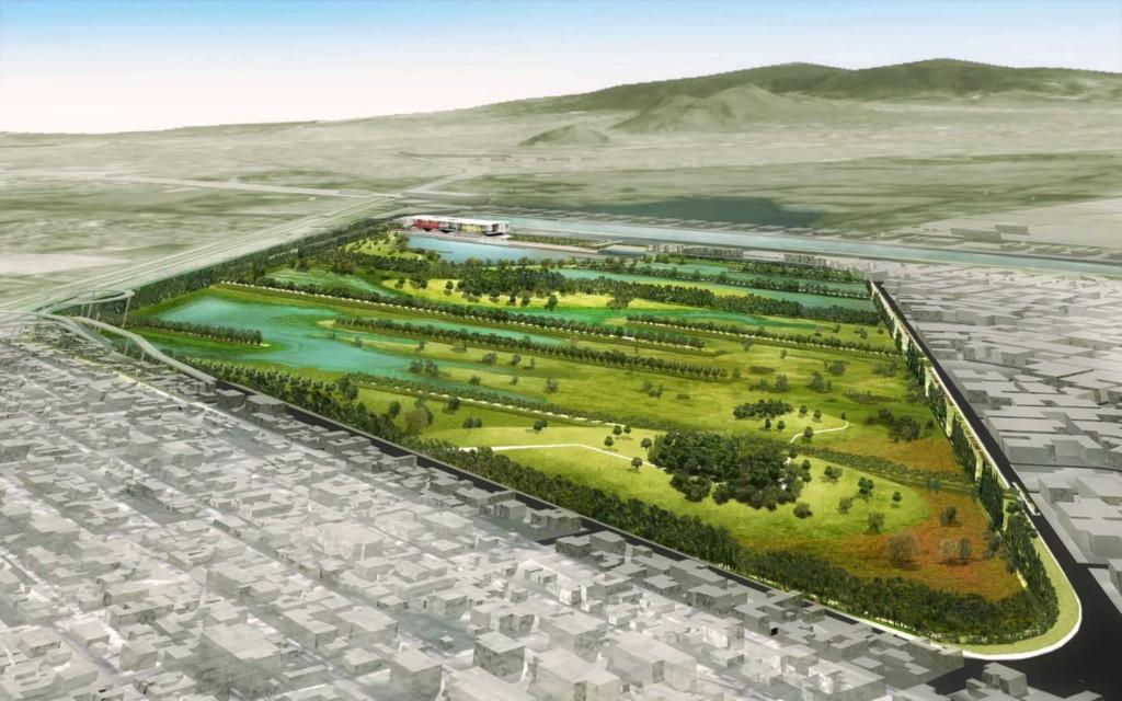 Xochimilco Master Plan1.2