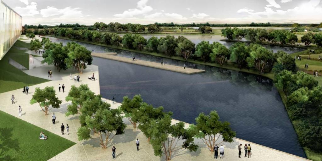 Xochimilco Master Plan1.6
