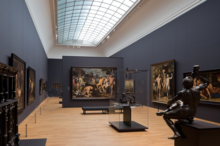 13. 17th Century Gallery