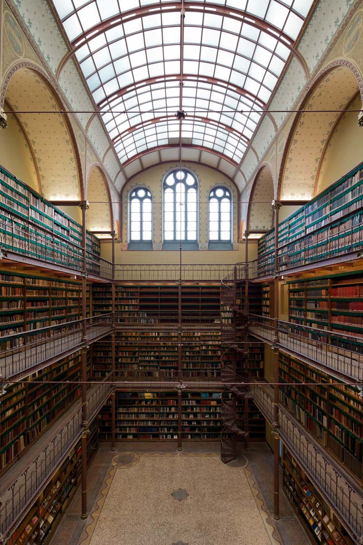 18. Cuypers Library