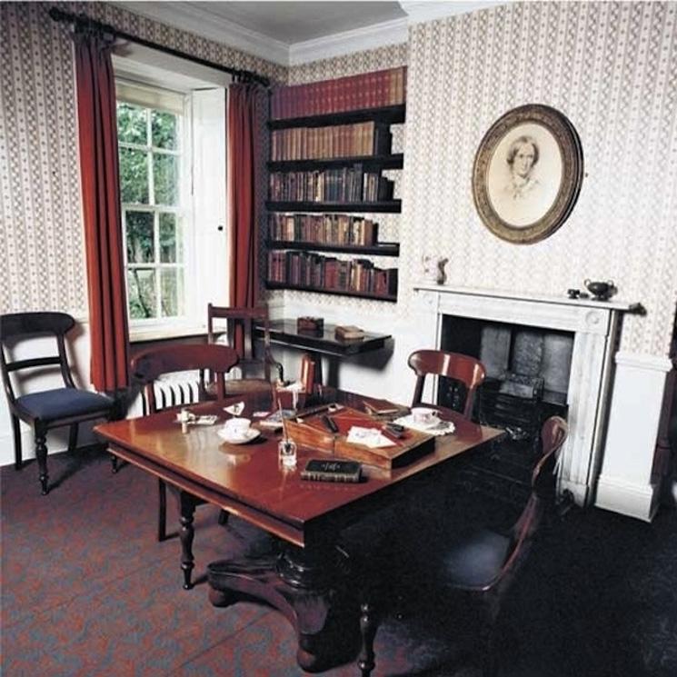 Charlotte Bronte, novelist and poet