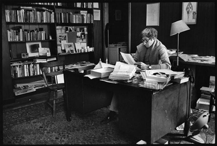 John Updike, writer