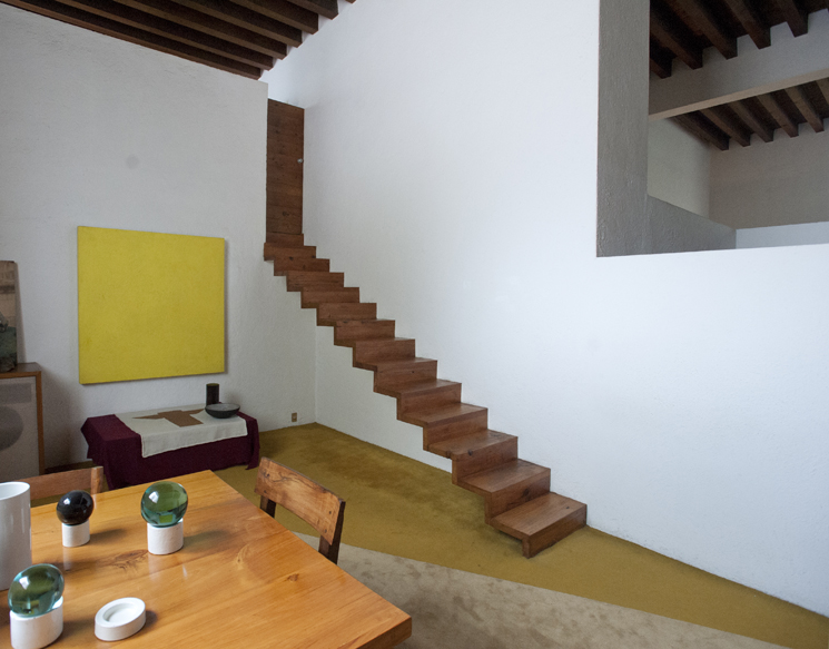 CasaBarragan escaleras