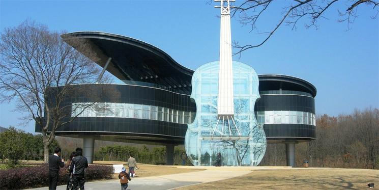 Contra la arquitectura rara arquine for Architecture kitsch