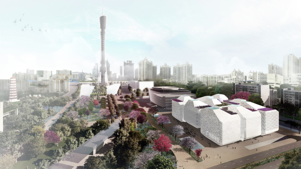 NS_Guangzhou Science Museum. Exterior view. 3