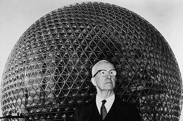 Buckminster+Fuller