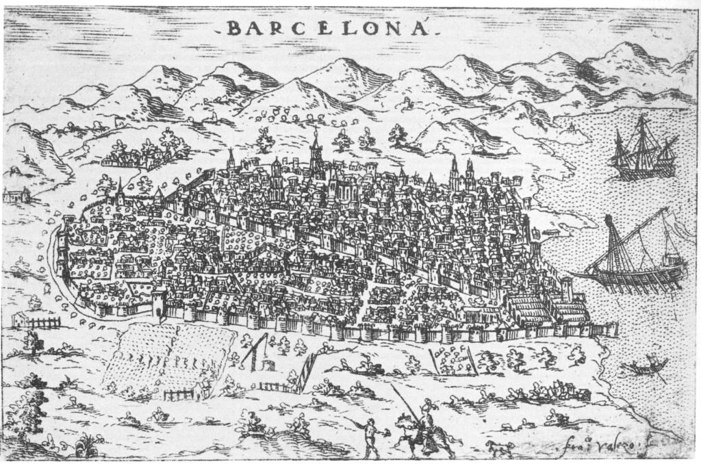 Barcelona_1579,_F._Valesio