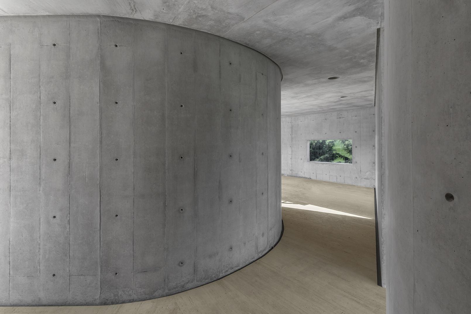 Casa p cherem arquitectos arquine - Muros de hormigon ...