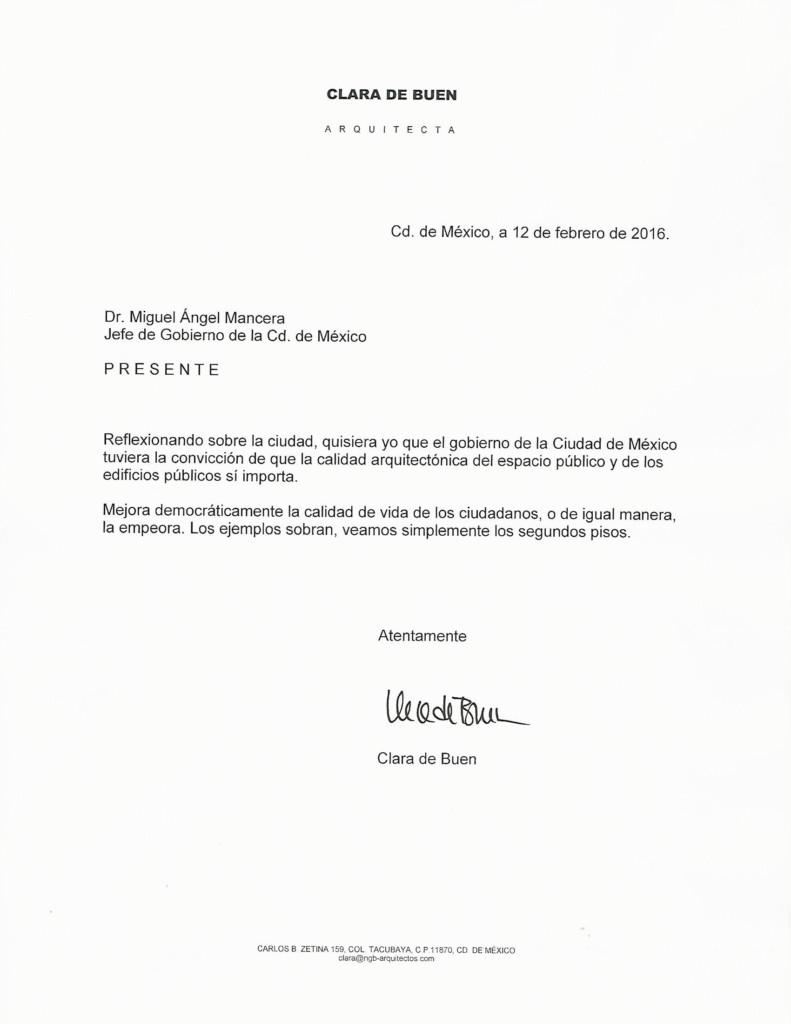 CARTA DR. MIGUEL A. MANCERA_ClaradeBuen