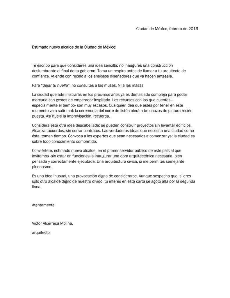 Microsoft Word - carta al alcalde