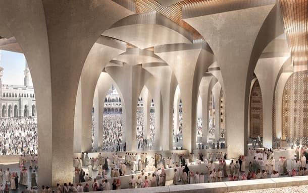 rampa-acceso-Gran-Mezquita-La-Meca-Foster-Partners