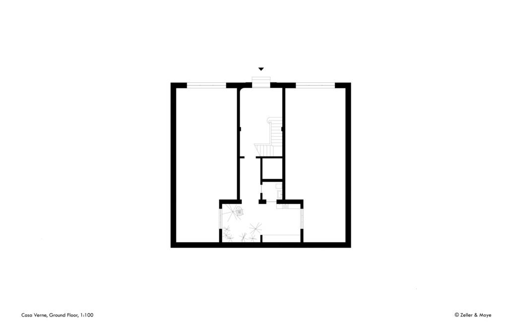 Casa Verne_Zeller & Moye_Ground Floor_©Zeller & Moye