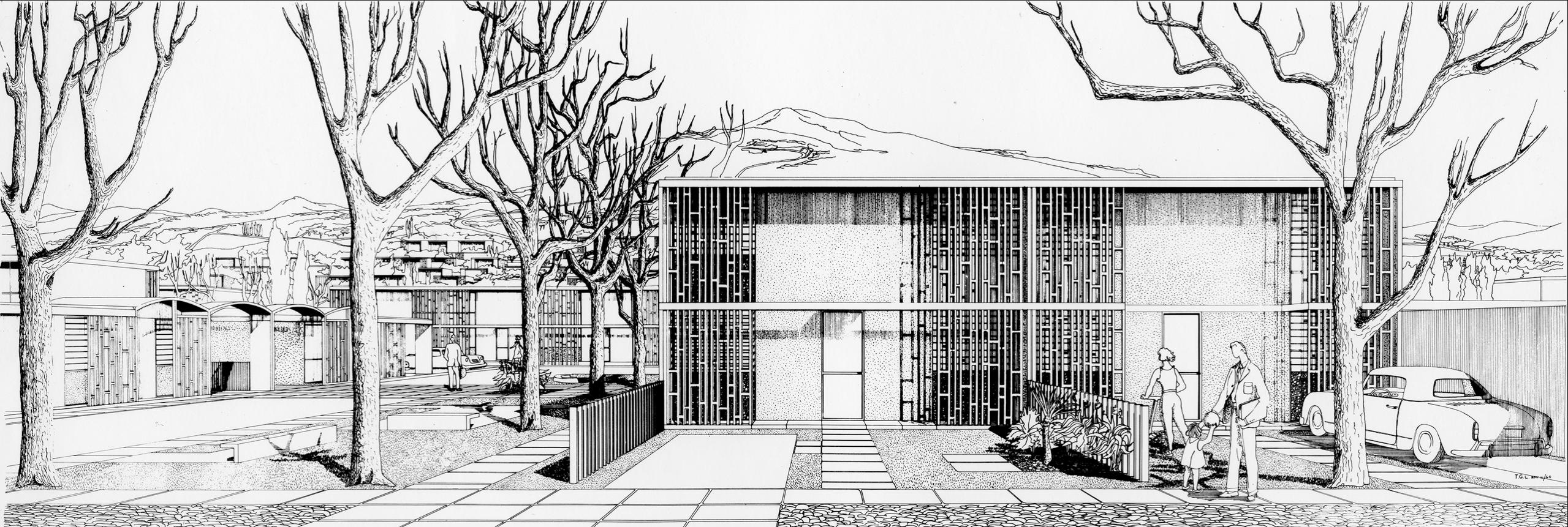 Teodoro Gonzlez de Len Dibujos en perspectiva  Arquine