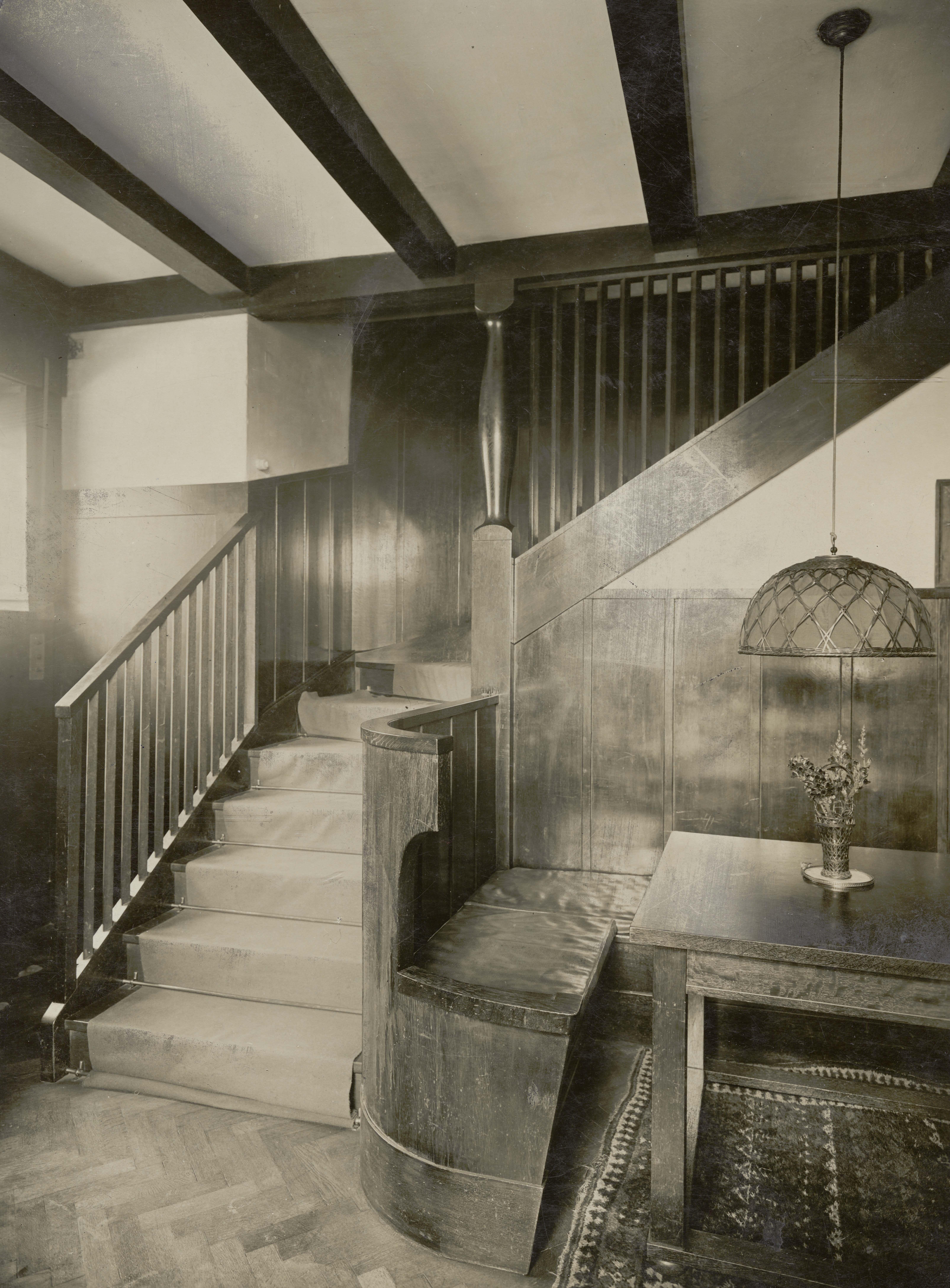 Adolf loos espacios privados arquine for Casa interni