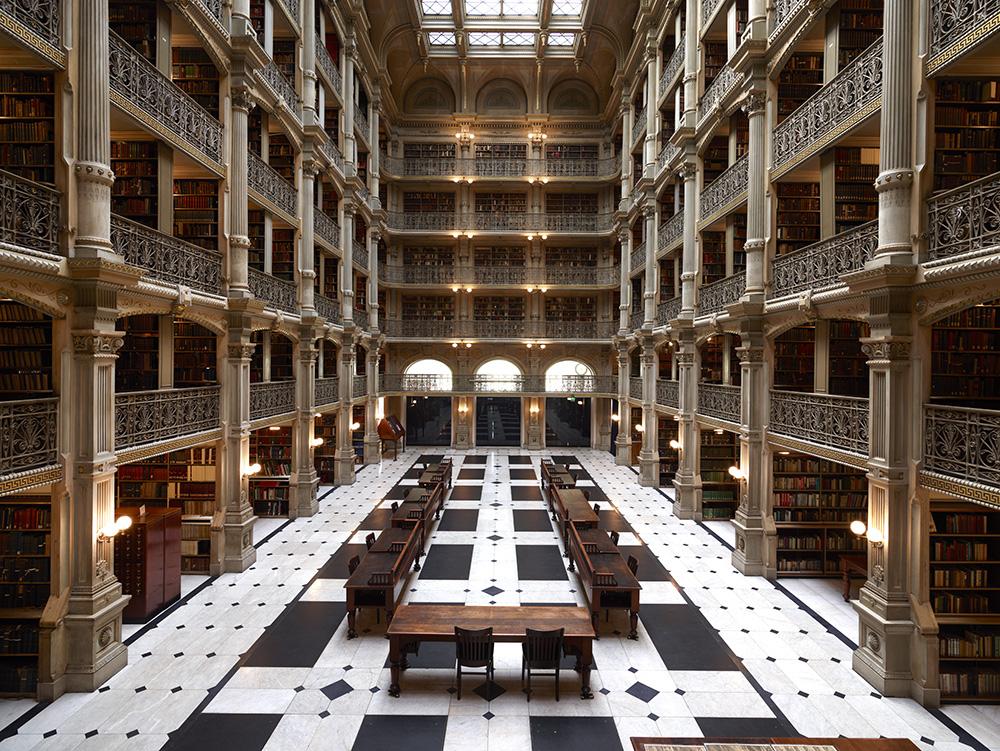 La biblioteca como infraestructura | Arquine