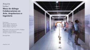 Mesa de diálogo: Colaboraciones en Arte, Arquitectura e Ingeniería @ Antiguo Colegio de San Ildefonso