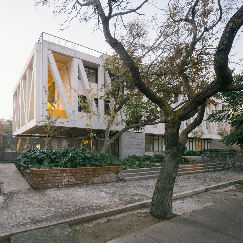 Escuela De Arquitectura Uc Arquine